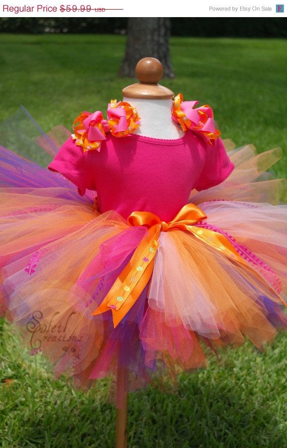 Dora the Explorer Birthday Party Set Outfit with by SCbydesign