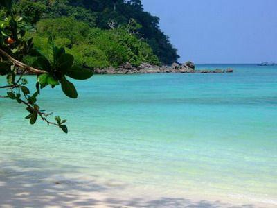 Surin Islands, Phang Nga, Thailand