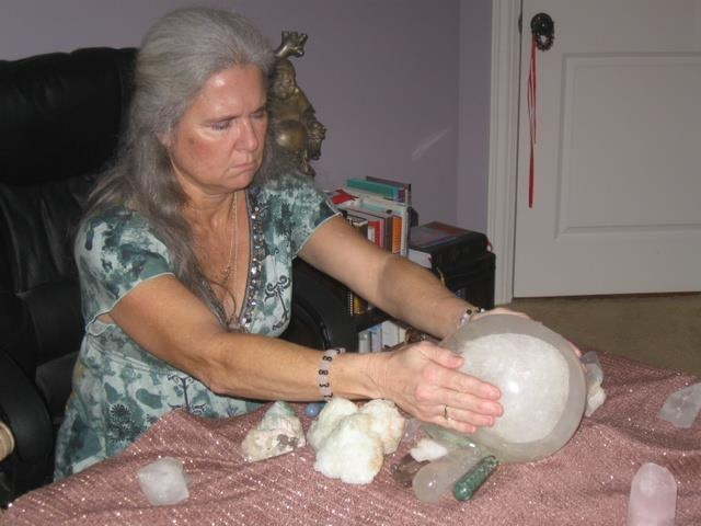 Gail Hudson | The Psychic Realm of Reiki Healing