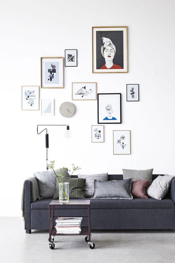 Aplique de pared estilo vintage con estructura de metal. Ilumina tu hogar con un estilo retró con esta aplique de diseño. Productos de calidad con un diseño único con Vackart, pieces of life.