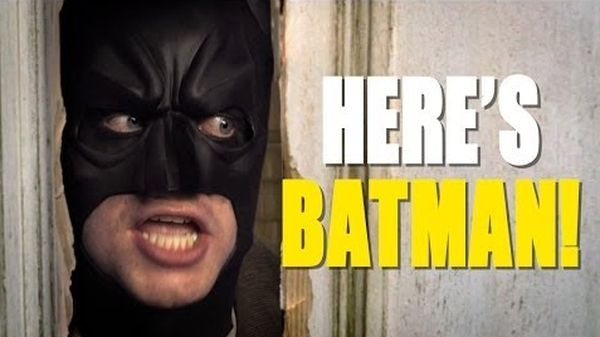 BATMAN in scene clasice de FILM (VIDEO).