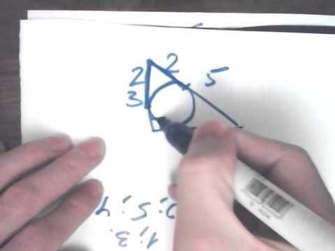 Поразительные мистические совпадения египетского треугольника и телефона. Материалы ЕГЭ Решение реального варианта ГИА (ОГЭ) по математике. Модуль Алгебра. Задача 1. Найдите значение выражения (6,9 - 1,5)/2,4. Ответ: 2,25. Задача 2. На координатной прямой отмечены числа a и b. Какое из следующих утверждений неверно? Дистанционные занятия онлайн для школьников и студентов