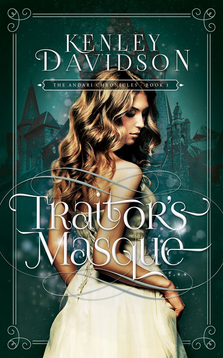 Traitors Masque Kenley Davidson Page Nine Press Amazon