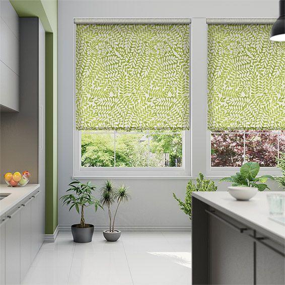 Best 25 green roller blinds ideas on pinterest green for Artemis kitchen designs