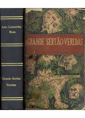 Grande Sertão:Veredas, João Guimarães Rosa, 1956