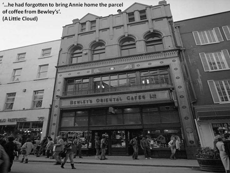 Bewley's Oriental Cafe, Grafton Street, 1983 (768×576)