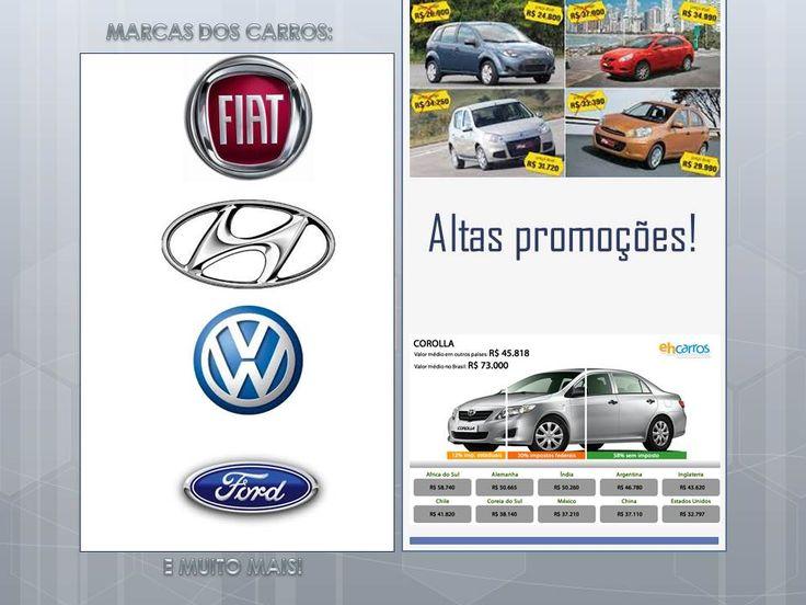 Página sobre vendas de carros -parte 2