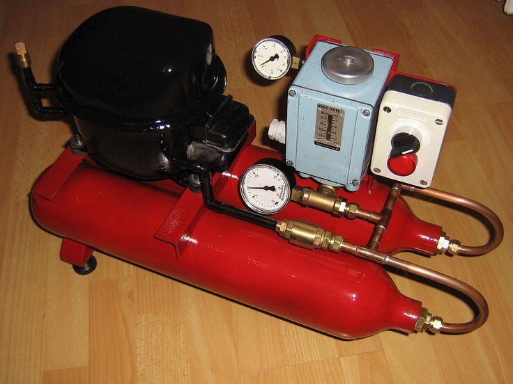 Compresseur silencieux pas cher : Air comprimé, pneumatique, pompe à vide - Usinages