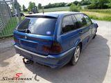 BMW E46 Touring 320D M47 2001 model 2.0L 150HK  Transmisson: Manual Color: TOPASBLAU METALLIC (364)  Car no.: 2008
