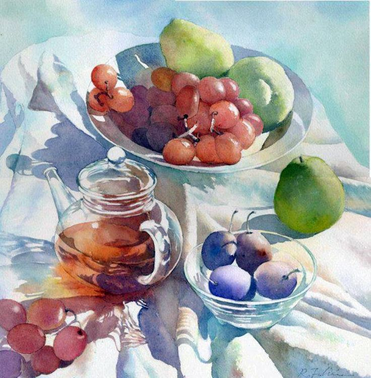 338 Best Images About Still Life On Pinterest: 157 Best Images About Watercolor Objects And Still Life On