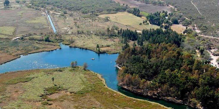 #Laguna de la media Luna #Mexico#SLP
