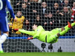 Thibaut Courtois refusing to give up title chase