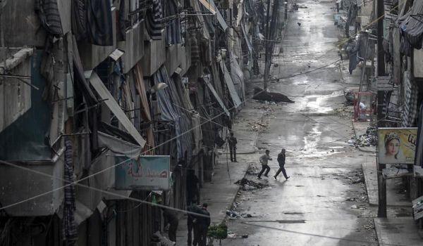 Ζώνες αποκλιμάκωσης στη Συρία ετοιμάζουν Ρωσία, Ιράν και Τουρκία: Συμφωνία φαίνεται να επήλθε μεταξύ της Ρωσίας, Τουρκίας και Ιράν για τη…