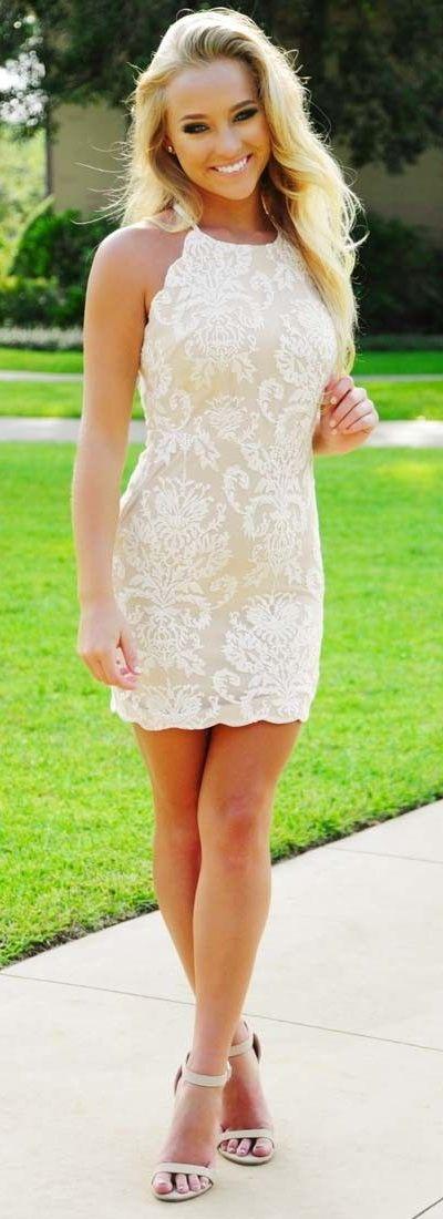 some say its love dress lace dress short pinterest