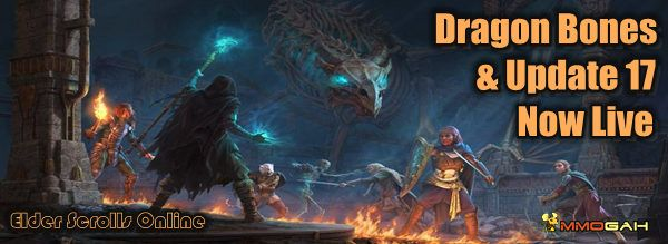 The ESO: Dragon Bones DLC Game Pack & Update 17 Now Live On PC
