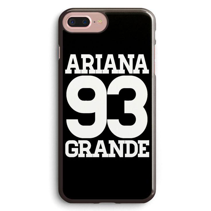 Ariana Grande 93 Number Apple iPhone 7 Plus Case Cover ISVE918