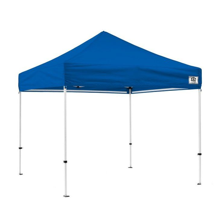 Impact Canopy DS 10x10 Ft Ez Pop Up Tent Instant Beach Gazebo