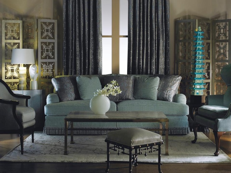 Chinoisserie Room By Baker Furniture