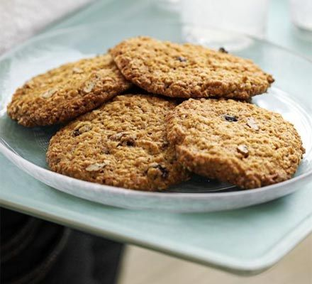 Everyone needs a treat now and again, and these biscuits are packed with oats, which takes away some of the guilt