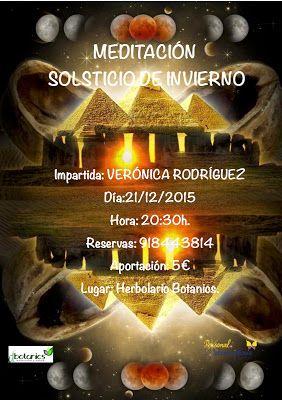 PERSONAL METAMORPHOSIS: MEDITACIÓN SOLSTICIO DE INVIERNO
