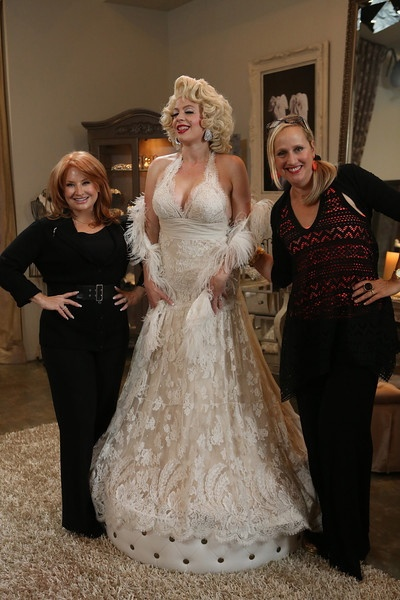 Marilyn Brides Of Beverly Hills Pinterest