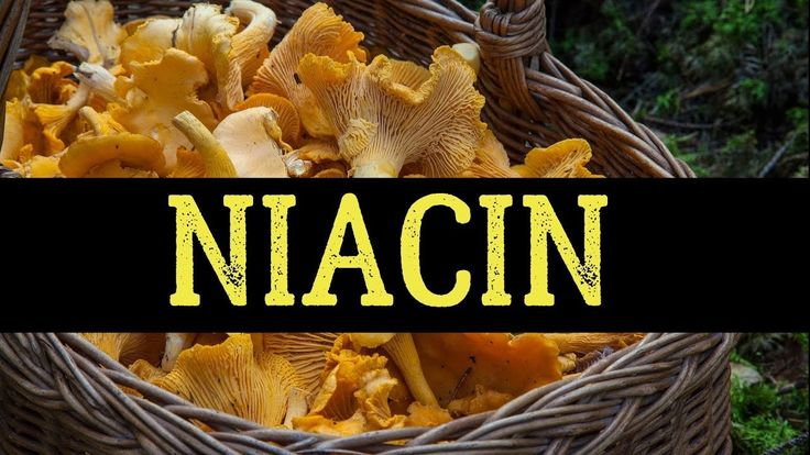 Top 21 Foods High In Niacin (Vitamin B3) - Vegetables & Fruits