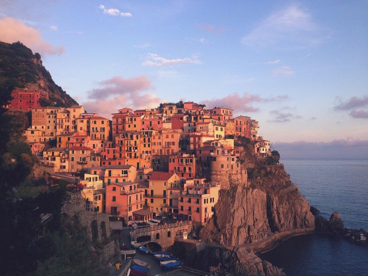 Itinéraire dans les Cinque Terre - On my way - A simple, travel and lifestyle blog