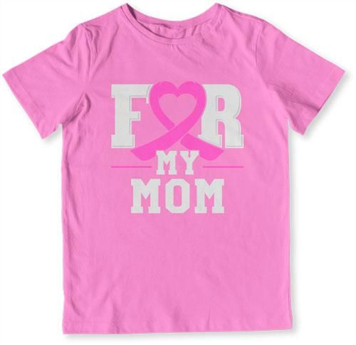 Breast Cancer - For My Mom – Teepinch