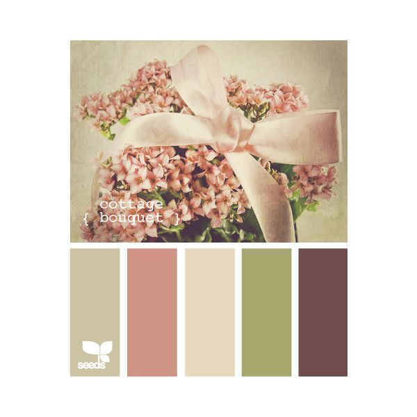 Cute color scheme vintage but make the plum color brown and the dusty rose a shade or two - Brown and maroon color scheme ...
