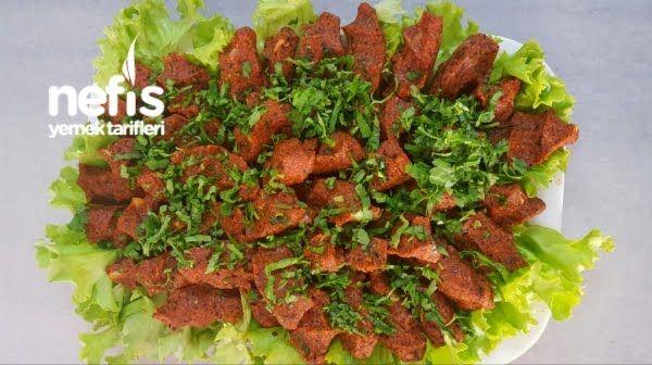Etsiz Patatesli Çiğ Köfte (antakya Mutfağı)