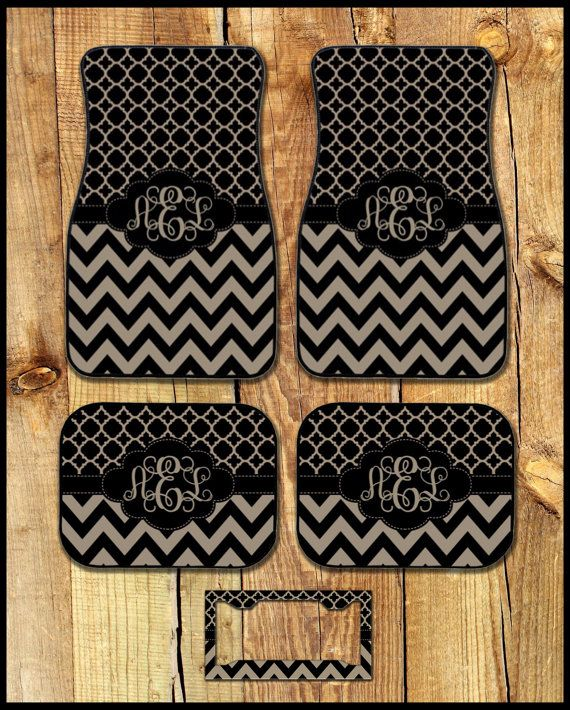 Hey, I found this really awesome Etsy listing at https://www.etsy.com/listing/229208533/car-mats-monogrammed-gifts-personalized