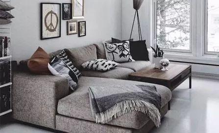 sofá esquinero - línea premium - dos y tres módulos