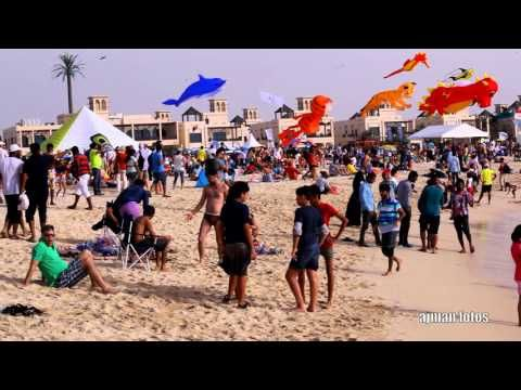 DUBAI INTERNATIONAL KITE FESTIVAL 2016