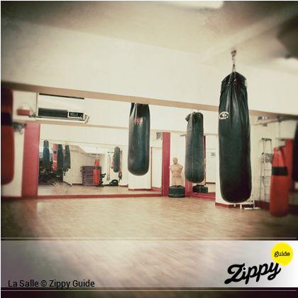#ZippyGuide #LaSalle #Paris #75017 #Muscu #Boxe #Sauna