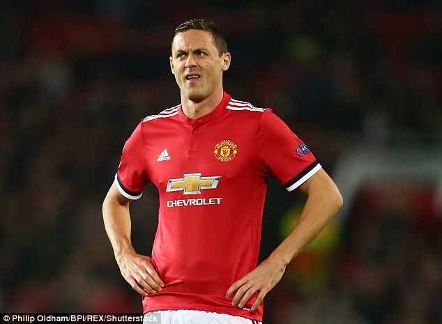 Manchester United midfielder Nemanja Matic feels he has nothing to prove to Chelsea fans