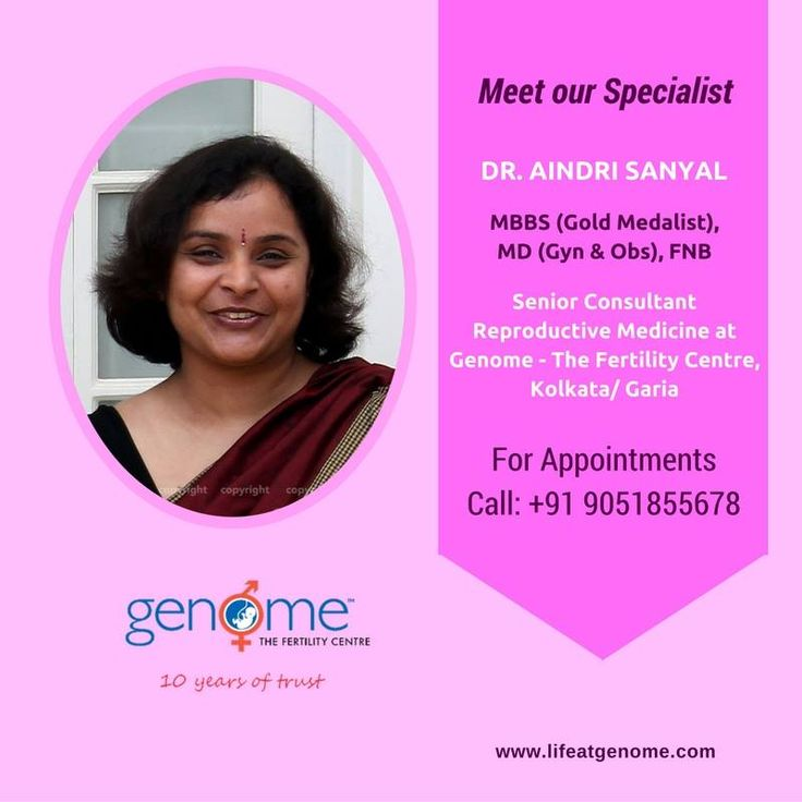 Today let us introduce to you our Senior Consultant Dr. Aindri Sanyal - MBBS (Gold Medalist), MD (Gyn & Obs), FNB (Fellow of National Board) (Reproductive Medicine). Dr Sanyal has over 10 years of experience in the field of #reproductive medicine. #infertility #kolkata