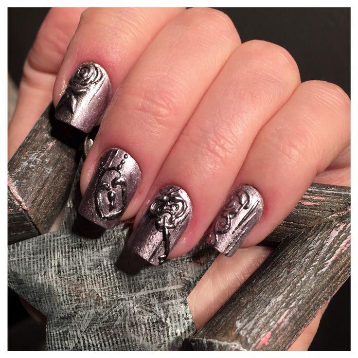 165 best Nail gel-polish art images on Pinterest | Gel nail varnish ...