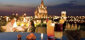 Fine Dining, Mexican Andanza - San Miguel de Allende