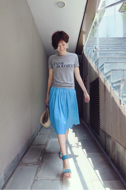 田丸麻紀さんの洗練シンプルファッションから目が離せない♪ | folk - Part 2