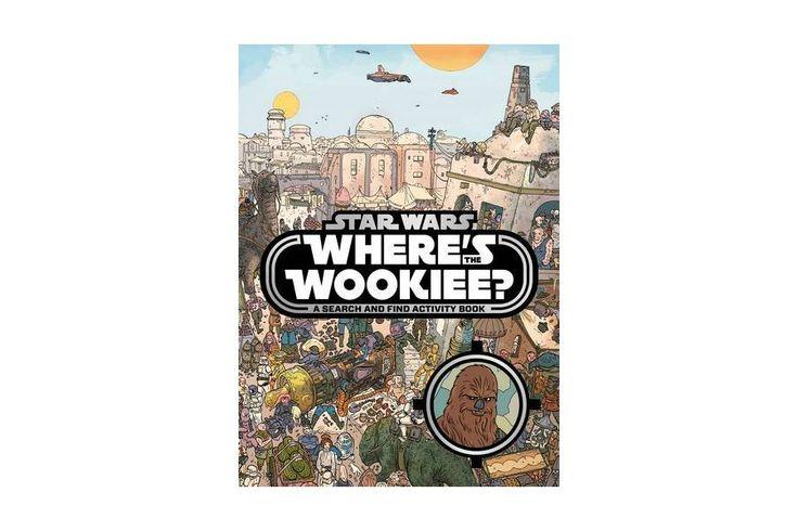 #StarWars #WheresTheWookiee #SearchAndFindBook #Inviverse