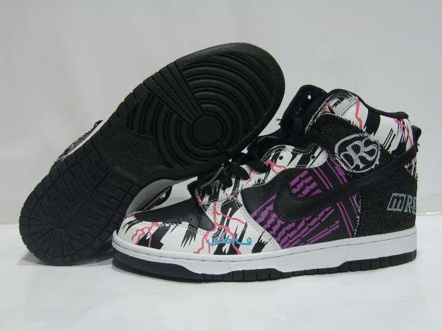 Nike Dunk High Custom SBTG x DRS x MR SK Dunk High AC Blizzard | Sports |  Pinterest | Nike dunks