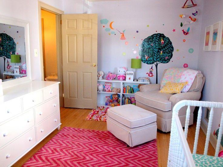 camera bambini colori neutri