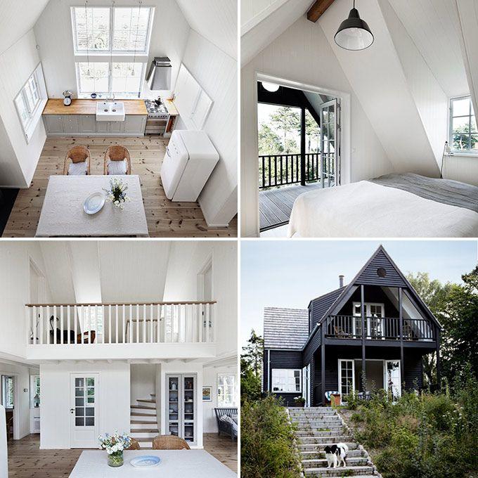 <p>Een reis naar Californië gaf de familie Bransholm de inspiratie voor het inrichten van hun Deense vakantiehuis. Het resultaat is een huis op steenworp afstand van de Deense kust waar je heerlijk kunt ontspannen en genieten.</p>  <p></p>
