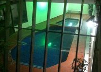 Ocean Royale - Indoor Pool at Night - Broadbeach Holiday Apartments