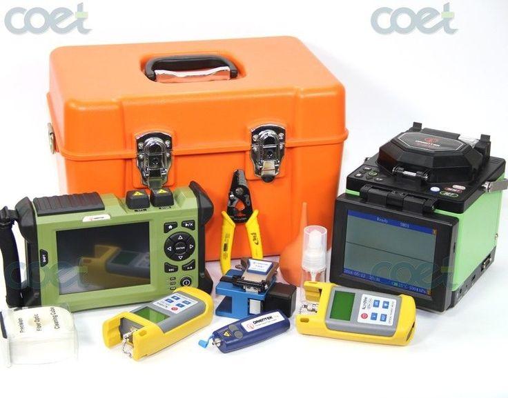 free shipping TR600 SM OTDR 1310/1550nm + T40 fusion splicer + OPM+ OLS +VFL   eBay