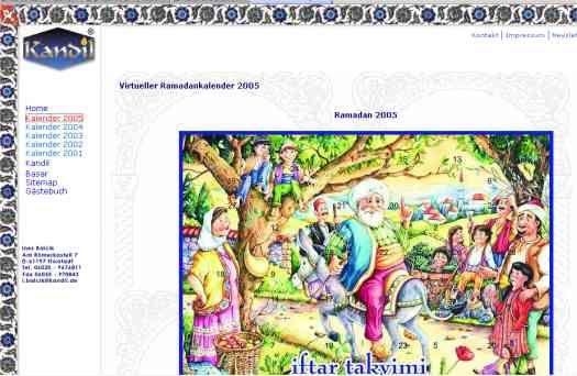 Ramadankalender Nasreddin Hodscha