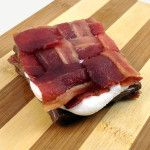 Bacon Weave S'mores