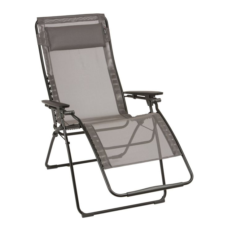 Lafuma Futura XL Outdoor Zero Gravity Recliner   LFM3093 7660