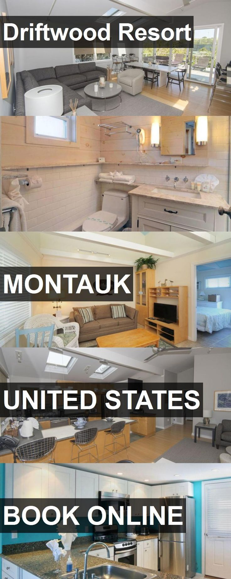Hotel Driftwood Resort in Montauk, United States. For more information, photos, reviews and best prices please follow the link. #UnitedStates #Montauk #travel #vacation #hotel