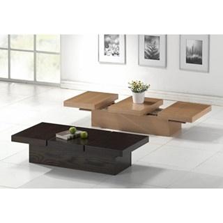 Baxton Studio Cambridge Dark Brown Contemporary Coffee Table By Baxton  Studio